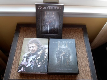 Sean Bean, Game of Thrones, DVD, HBO, actor, Ned Stark, House Stark, Winter is Coming