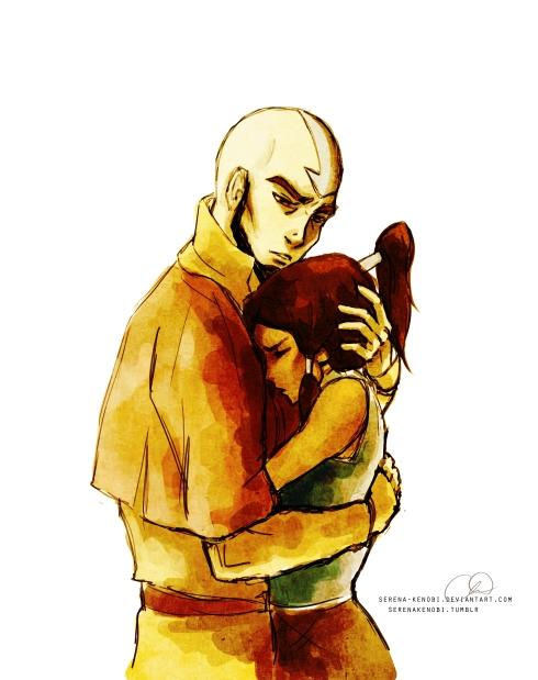 The Legend of Korra illustration