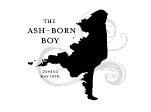 Cover for The Ash-Born Boy by Victoria Schwab