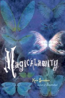 Book cover for Magicalamity by Kate Saunders
