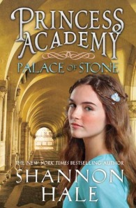 Book cover for Palace of Stone by Shannon Hale