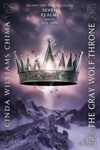 Book cover for The Gray Wolf Throne by Cinda Williams Chima