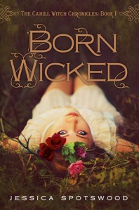 book cover for Born wicked by Jessica Spotswood