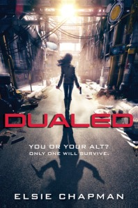 Book cover for Dualed by Elise Chapman