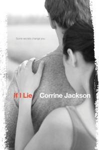 Book cover for If I Lie by Corrine Jackson