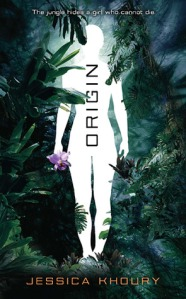 Book cover for Origin by Jessica Khoury