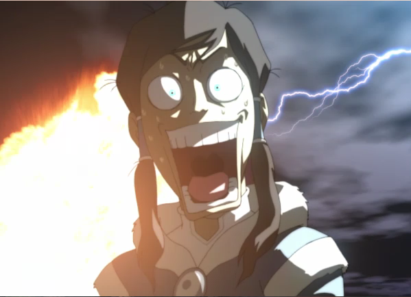 The Legend of Korra - When Extremes Meet S01 E08
