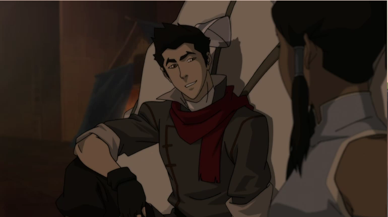 Mako Legend Of Korra Season 1