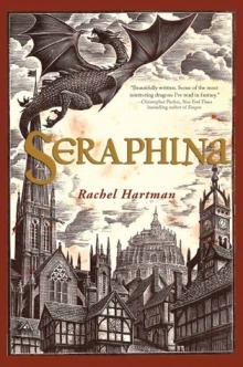 Book cover for Seraphina by Rachel Hartman