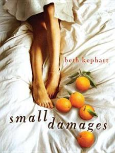 Book cover for Small Damages by Beth Kephart