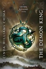 Book cover for The Demon King by Cinda Williams Chima