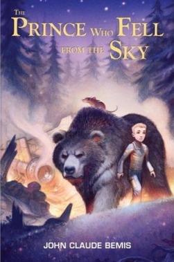 Book cover for The Prince Who Fell From the Sky by John Claude Bemis