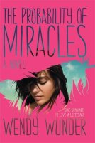 Book cover for The Probability of Miracles by Wendy Wunder