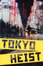 Book cover for Tokyo Heist by Diana Renn