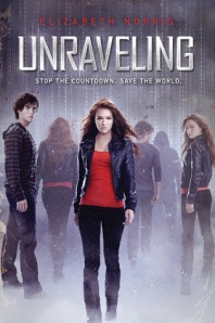 Book cover for Unraveling by Elizabeth Norris