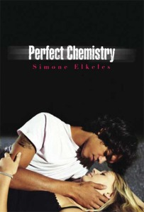 Book cover for perfect chemistry by Simone elkeles