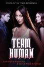 Book cover for Team Human by Justine Larbalastier and Sarah Rees Brennan