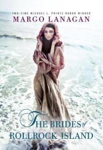 Book cover for The Brides of Rollrock Island by Margo Lanagan