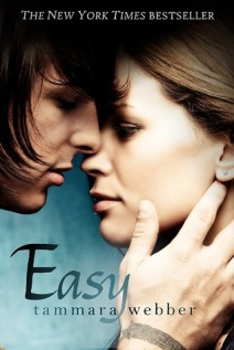 Book cover for Easy by Tammara Webber