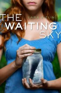 Book cover for The Waiting Sky by Lara Zielin