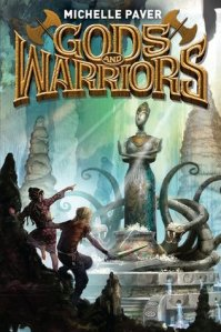 Book cover for Gods and Warriors by Michelle Paver