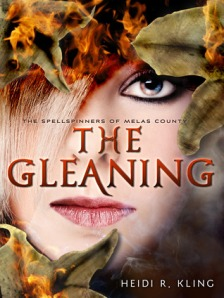 Book cover for The Gleaning by Heidi R. Kling