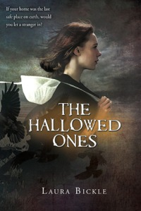 Book cover for The Hallowed Ones by Laura Bickle