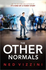 Book cover for The Other Normals by Ned Vizzini