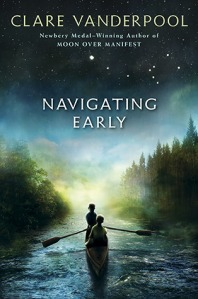 Book cover for Navigating Early by Clare Vanderpool