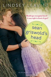 Book cover for Sean Griswold's Head
