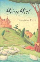Book cover for The Goose Girl by Shannon Hale