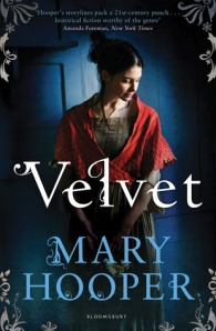 Book cover for Velvet by Mary Hooper
