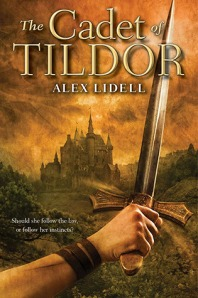 Book cover for The Cadet of Tildor by Alex Lidell