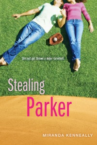Book cover for Stealing Parker by Miranda Kenneally