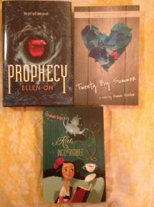 Holiday books!